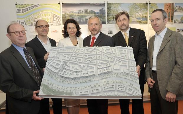 Das Siegerprojekt von FLA  und R. Freimüller-Söllinger