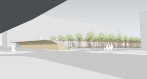 Wettbewerb Neugestaltung Wagramer Straße