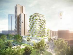 Hochhaus Aspern J5A, Wettbewerb 2016, Preisgruppe